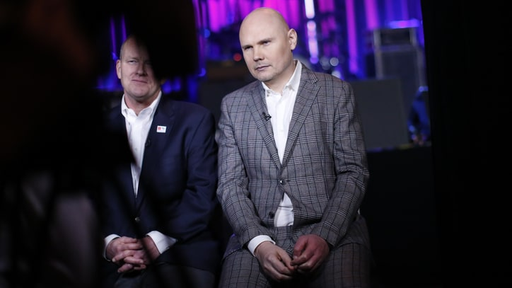 Billy Corgan Wants to 'Change Conversation About Veterans' on Tour