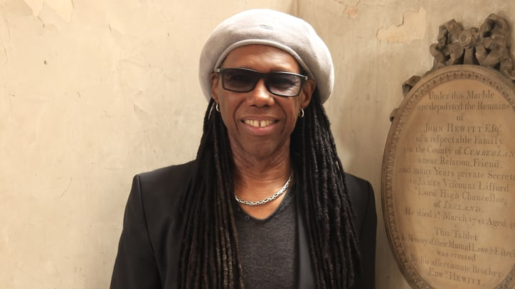 Nile Rodgers: The Music That Made Me