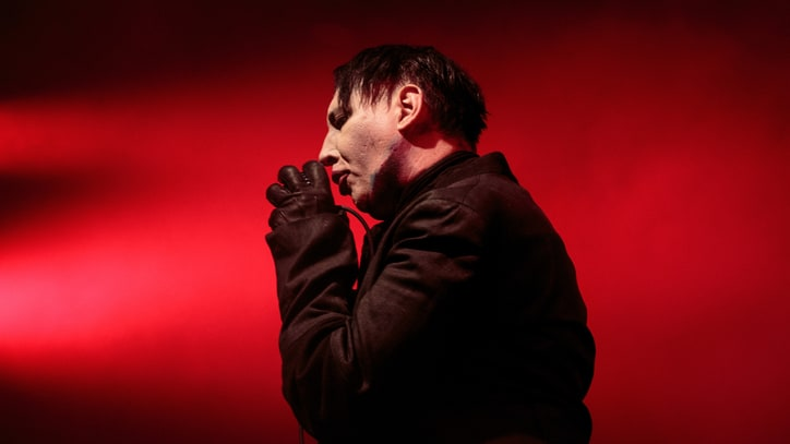 Marilyn Manson: The Music That Made Me