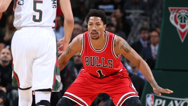 Derrick Rose's 'Rumours:' The Classic Rock Guide to the NBA Playoffs, Part II