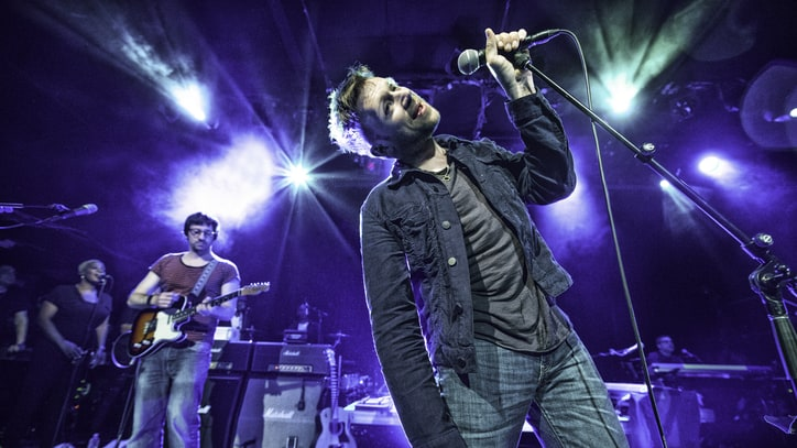 Watch Blur Deliver Punchy 'Go Out' at Intimate Brooklyn Concert
