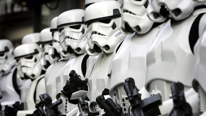 'Star Wars': Slaves to the 'Empire'