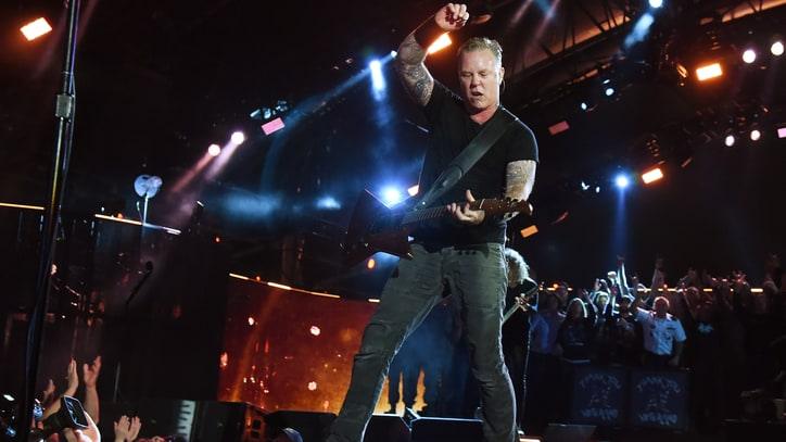 Metallica to Headline 2015 X Games in Austin