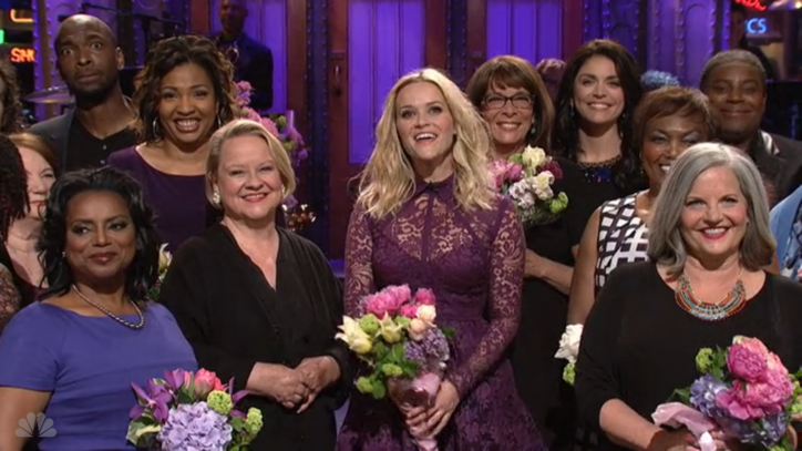 Reese Witherspoon on 'SNL': 3 Sketches You Have to See