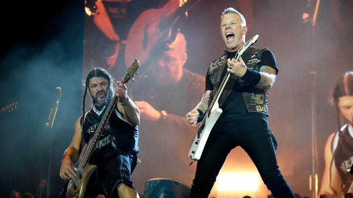 Metallica Provide Heavy Close to Rock in Rio USA's First Weekend
