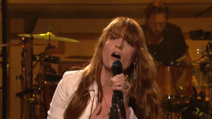 Watch Florence and the Machine's Big and Beautiful 'SNL' Performance