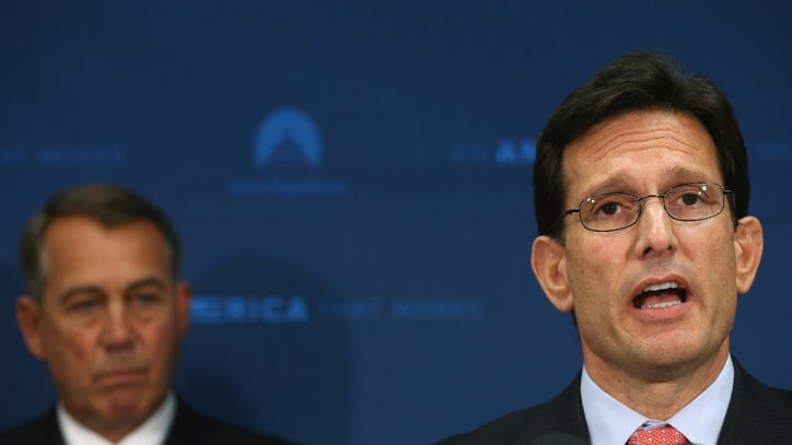 Eric Cantor: Burned at the Steakhouse