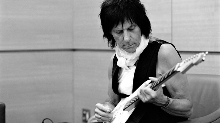 Hear Jeff Beck's First Studio Track in Five Years 'Tribal'