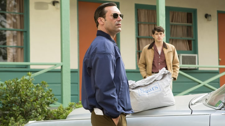 'Mad Men' Recap: Veteran's Day