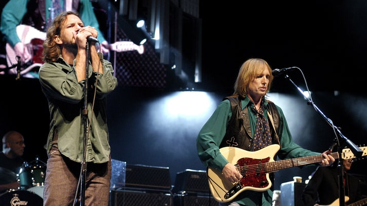 Flashback: Eddie Vedder Sings 'American Girl' With Tom Petty