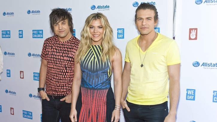The Band Perry Join Roger Daltrey for Cancer Charity