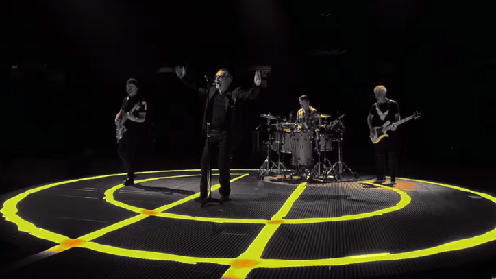 U2 Preview 'Innocence and Experience' Tour in New Video