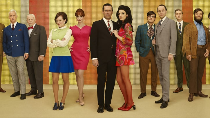 AMC Schedules 'Mad Men' Marathon Ahead of Series Finale
