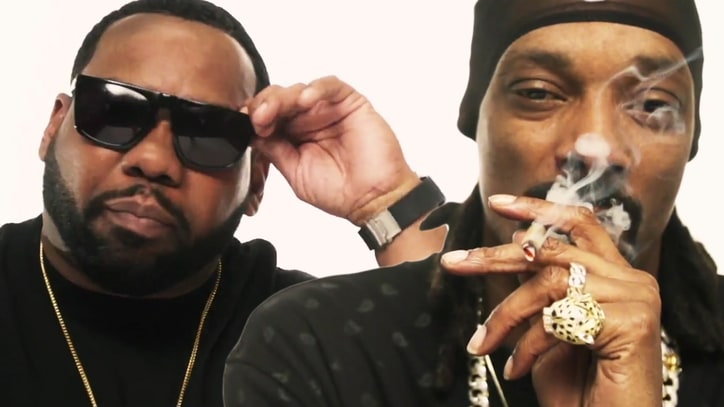 Watch Raekwon, Snoop Dogg Go Back to Basics for '1,2 1,2' Video