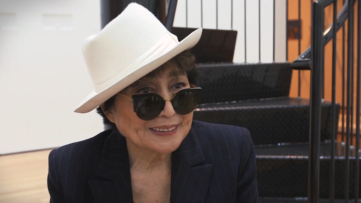 Yoko Ono Takes Us Inside Her New MOMA Retrospective