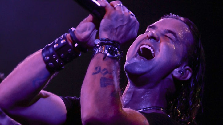 Scott Stapp: Bipolar Disease, Drugs Fueled 'Psychotic Break'