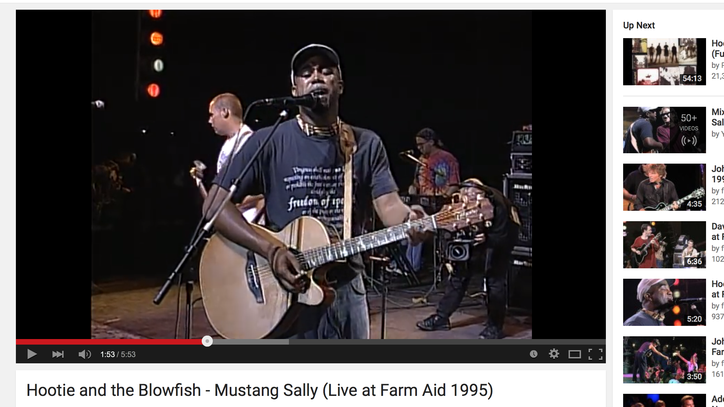 Flashback: See Darius Rucker Jam With Steve Earle, Radney Foster