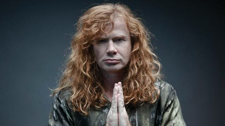 Dave Mustaine on New Megadeth LP and 'Rust in Peace' Reunion That Wasn't