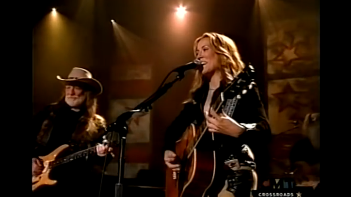 Flashback: Sheryl Crow and Willie Nelson Channel Johnny and June