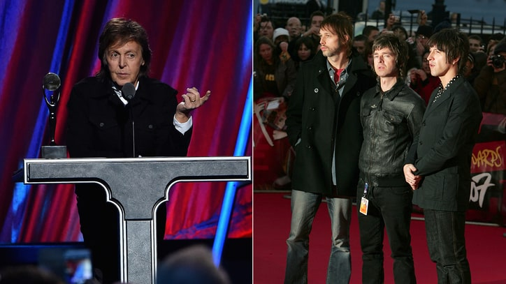 Paul McCartney to Oasis: 'Get Together and Make Some Good Music'