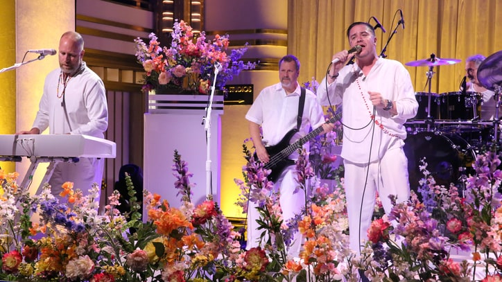 Watch Faith No More Deliver Bruising 'Superhero' on 'Fallon'