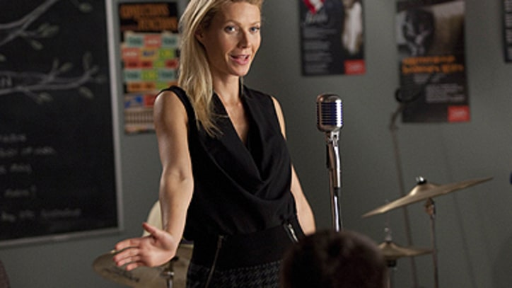 Gwyneth Paltrow Returning to Glee