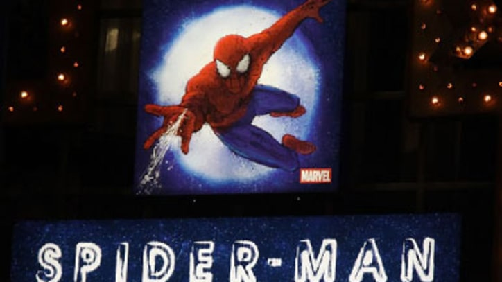 'Spider-Man' Star Hurt in Major Fall