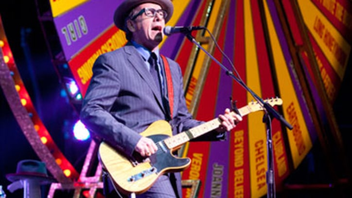 Elvis Costello Rocks Amazing Spinning Songbook Set