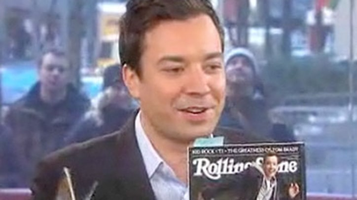 Video: Jimmy Fallon Talks Rolling Stone, Beastie Boys on 'Today Show'