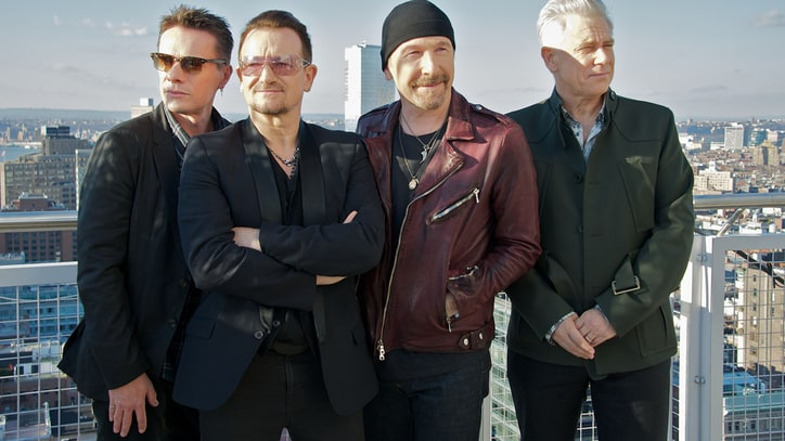 U2: Trying to Throw Their Arms Around the World
