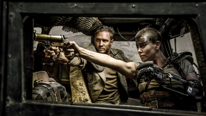 'Mad Max: Fury Road': The Story Behind Its Most Insane Stunts