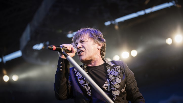 Iron Maiden Singer Given 'All Clear' on Cancer
