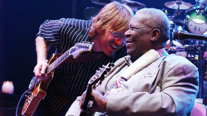 Trey Anastasio Pays Tribute to 'Incredible' B.B. King