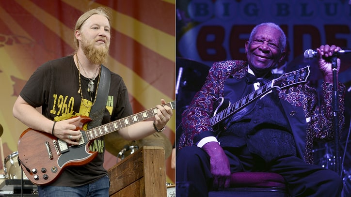 Derek Trucks on B.B. King: 'We're All His Kids'