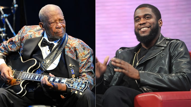 Big K.R.I.T. on B.B. King: 'He Didn't Have to Be That Humble'