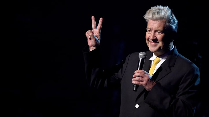 David Lynch Returns to 'Twin Peaks' Revival