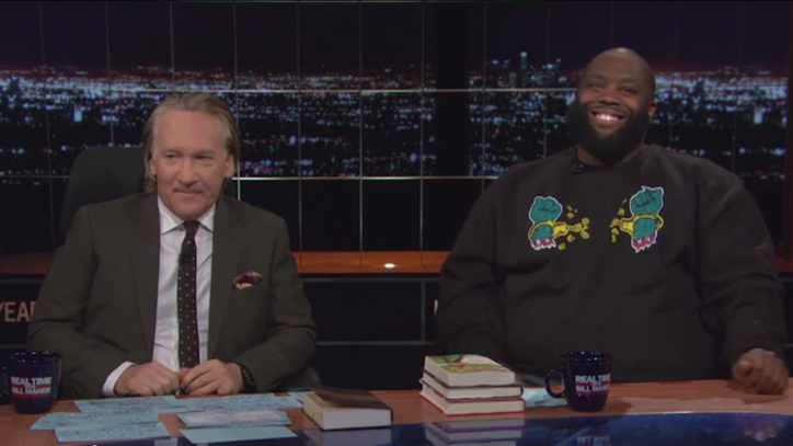 Killer Mike on Bill O'Reilly: 'More Full of S--t Than an Outhouse'