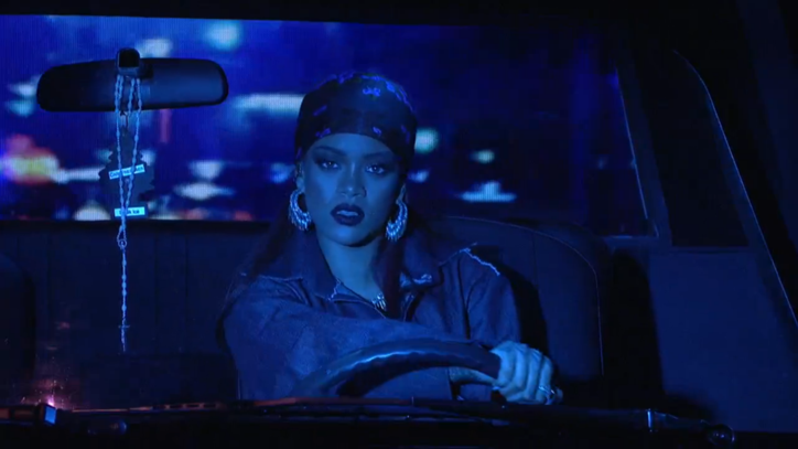 Watch Rihanna's Stunning 'SNL' Season-Ending Performances