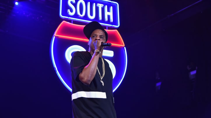 Jay Z Bashes Spotify, Praises B.B. King at B-Sides Concert