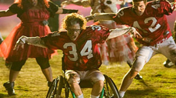 'Glee' Recap: Super Bowl Episode Aims for a 'Zombie Double Rainbow'