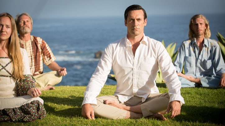 'Mad Men' Series Finale Recap: Coke and a Smile
