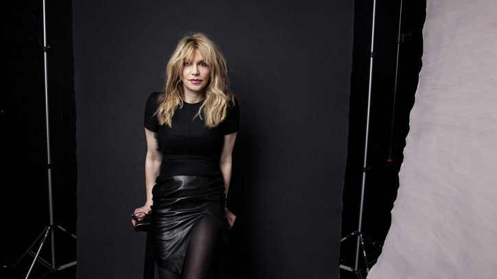 Courtney Love Snarls on New Track 'Miss Narcissist'