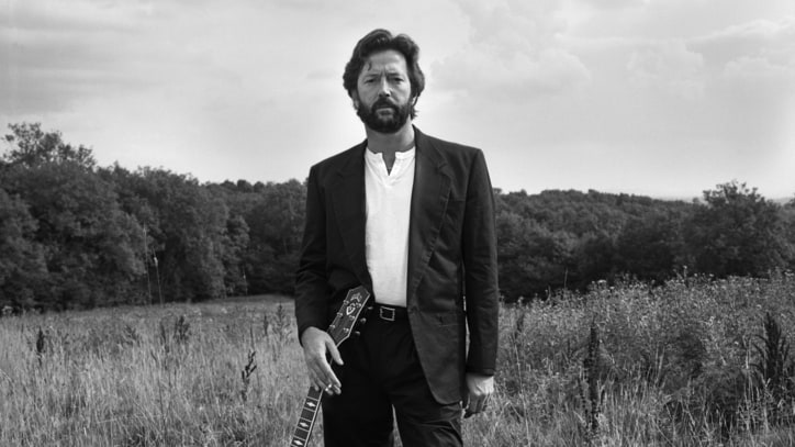 Eric Clapton: Living on Blues Power