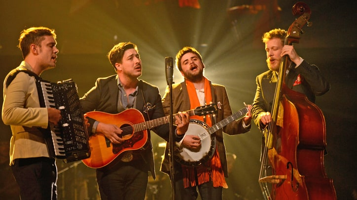 Mumford & Sons: Rattle and Strum