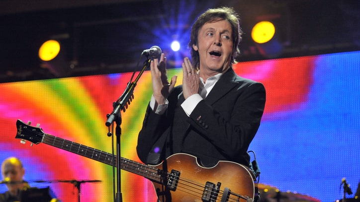 Paul McCartney: Yesterday and Today