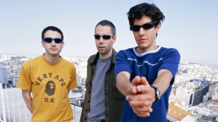The Beastie Boys Are Back in Town