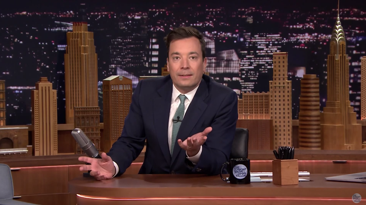 Jimmy Fallon Salutes David Letterman: 'I Will Miss Him'
