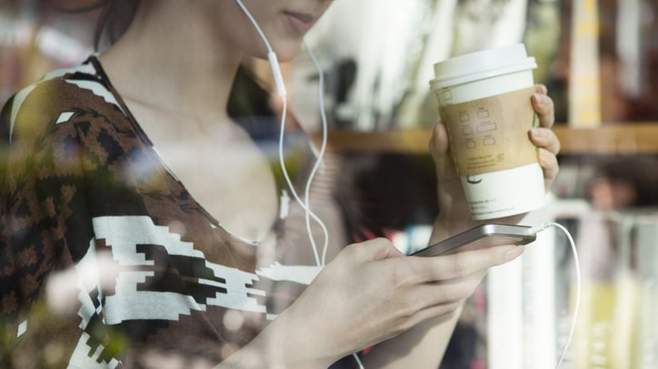 Starbucks Teams With Spotify for New Music 'Ecosystem'