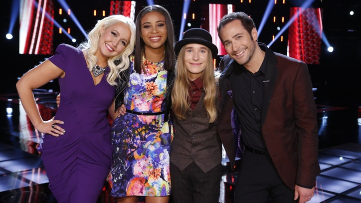 'The Voice' Finale, Night One: Final Four Make It Personal