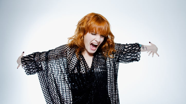 Florence Welch on Stripping Down at Coachella and Fooling Neil Young